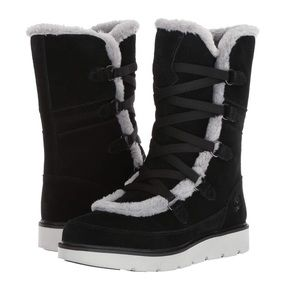 Timberland Women's Faux Fur Tall Winter Boots